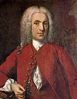 Linné målad av J.H.Scheffel 1739. Foto: Scanpix