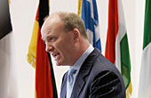 Irish businessman Declan Ganley in Libertas did attempt to Junilistan. File Photo: Yves Logghe / Scanpix.