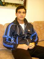 Feroz Zafar, Foto SR Värmland
