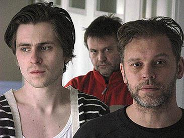 Sverrir Gudnason, Robert Jelinek, Georgi Staykov. (Foto: Magnus Berg)