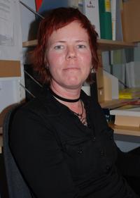 Lotta Vikström. Foto: Gunilla Nordlund/ SR