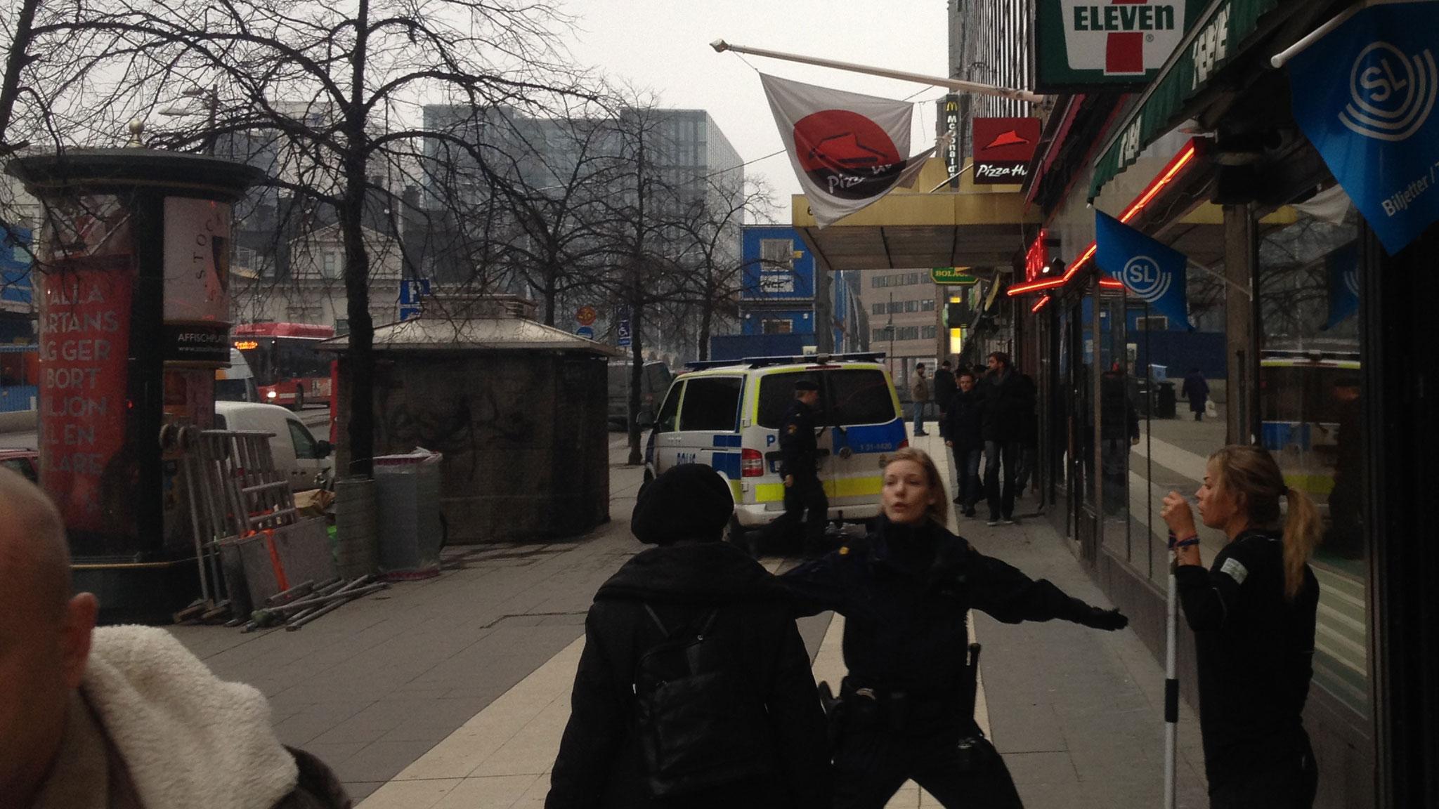 Forex klarabergsgatan stockholm