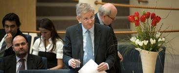 Carl Bildt. Foto: Anders Wiklund/Scanpix.