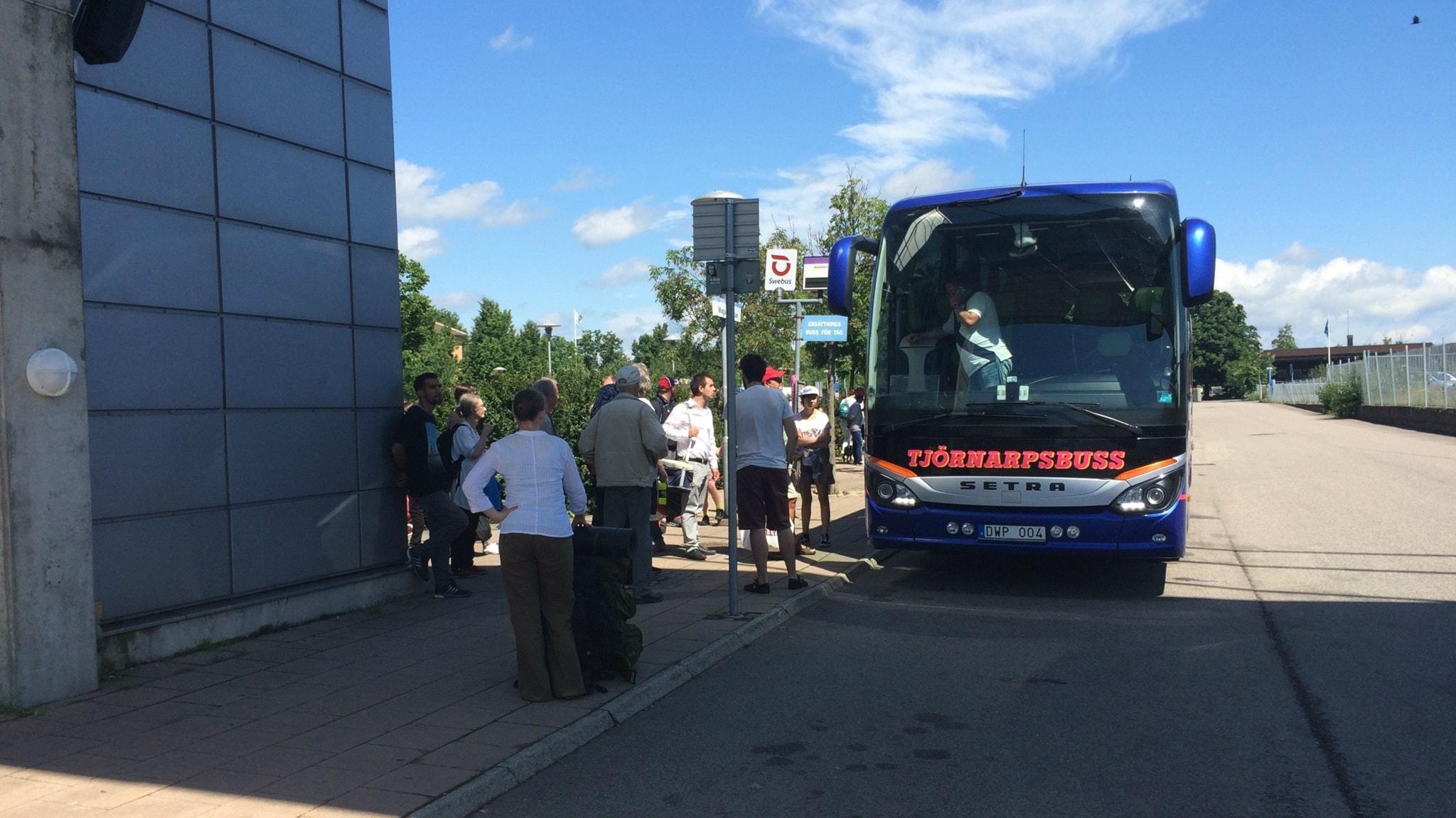 Förseningar i tågtrafiken - P4 Kristianstad   Sveriges Radio