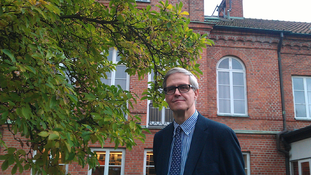 Jörn Jacobsson, lagman Hässleholms tingsrätt. Foto: Rickard.Sturesson/Sveriges Radio