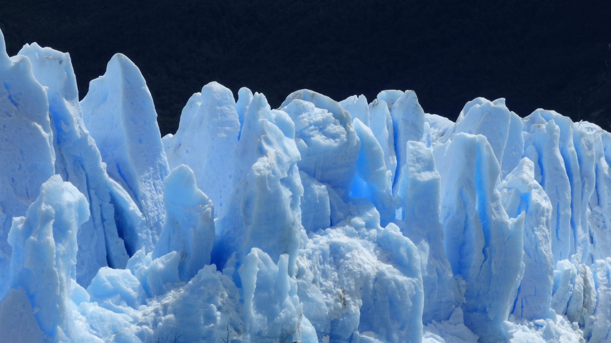 Hav, stäpp och glaciärer - det är Patagonien!