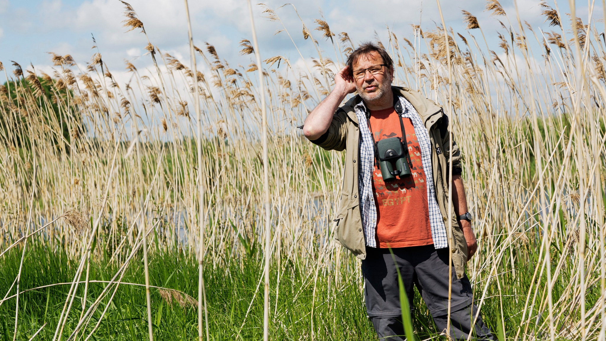Vi minns Lasse Willén och sänder från Böna blomsterbacke
