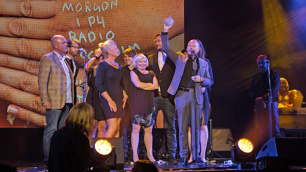 Foto: Micke Grönberg /Sveriges Radio.