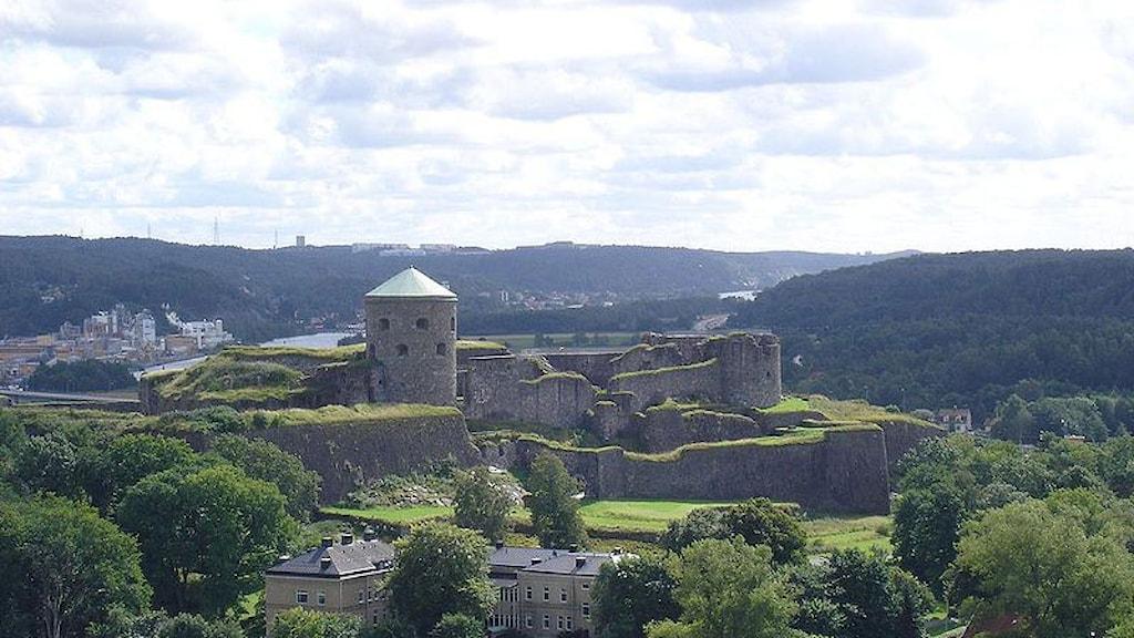 Bohus fästning. Foto: Idarvol/ Wikimedia commons.