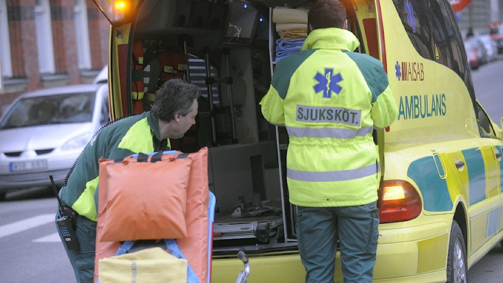 ambulansförare