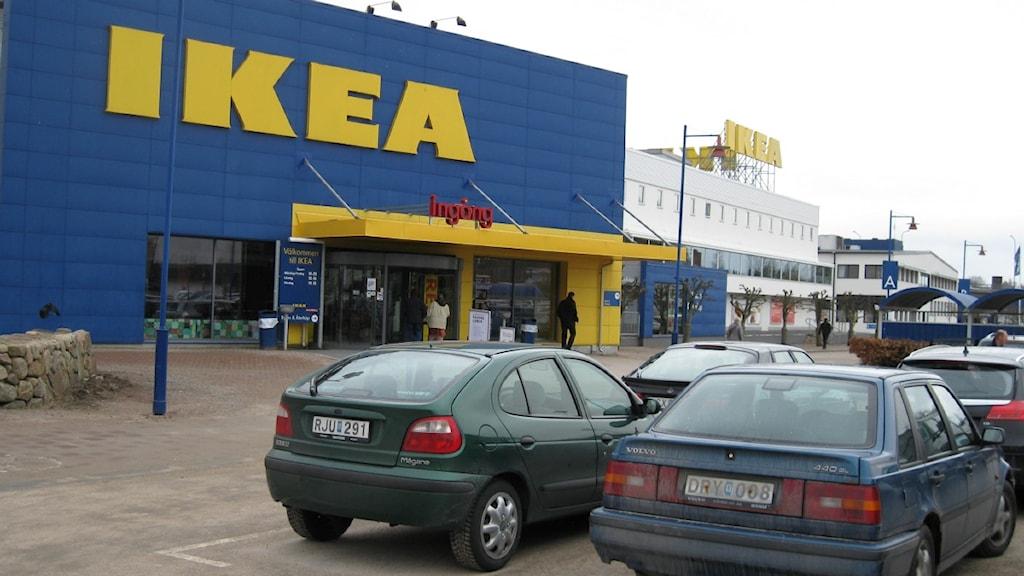 Gamla Ikea varuhuset blir museum P4 Kronoberg Sveriges Radio