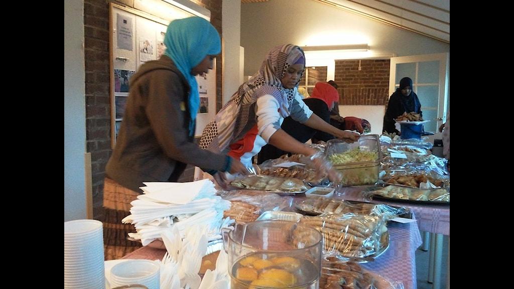 Somalisk mat kultur