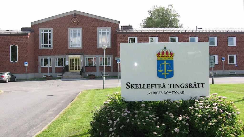 Skellefteå Tingsrätt