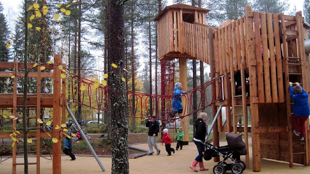 Bildresultat för ersboda äventyrslekpark
