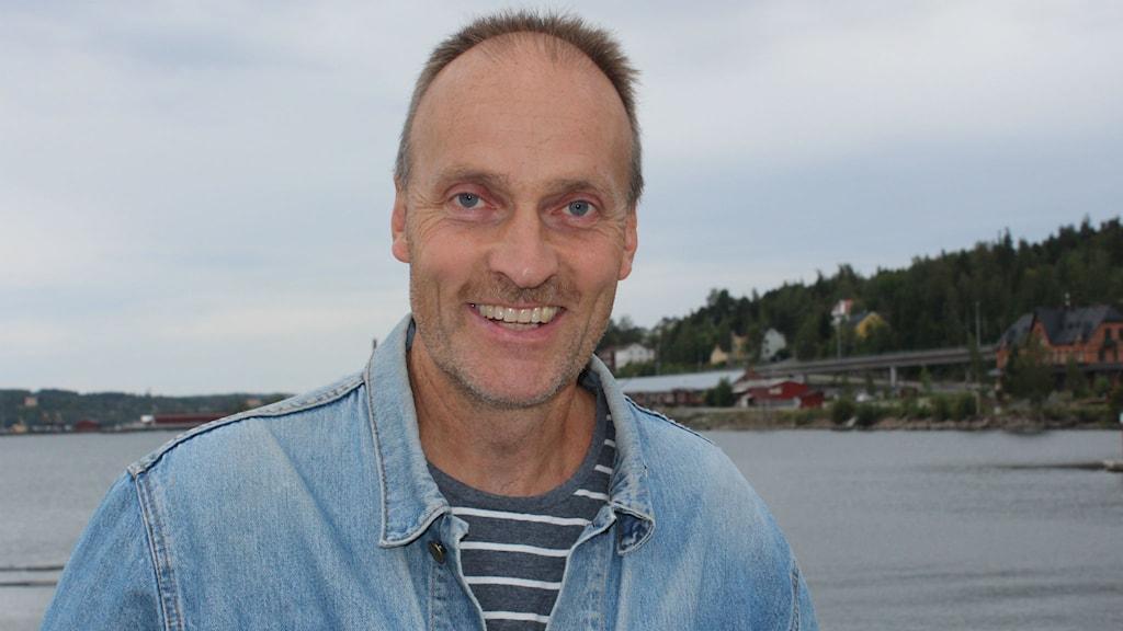 Göran Wåhlstedt (V) Foto: Sara Johansson/SR