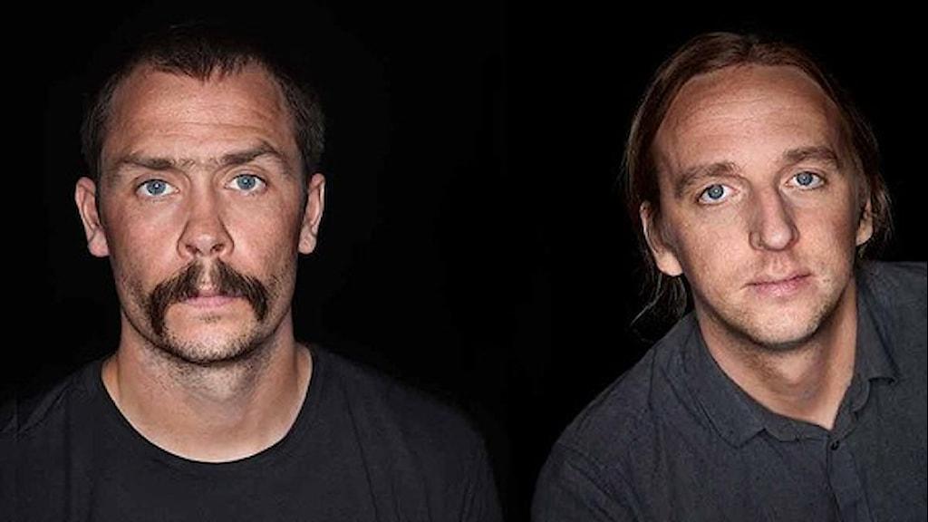 Johan Persson & Martin Schibbye Foto Magnus Bergström