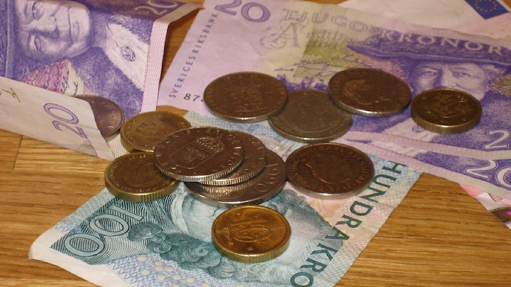 sätta in kontanter swedbank
