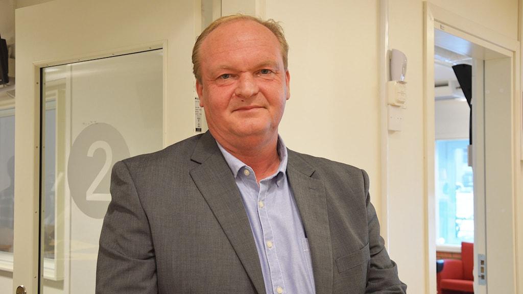 Hendrik Mayer (FP), Kungsör. Foto: Eva Kleppe/Sveriges Radio.