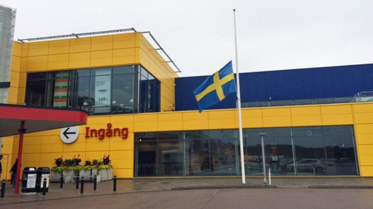 Misstänkt Agerade Normalt Före Ikea Morden Västerås Kommun P4 Västmanland Sveriges Radio