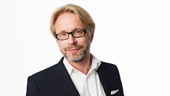 Daniel Alling. Sveriges Radios korrespondent Berlin. Utrikeskorrespondent. foto: Mattias Ahlm/Sveriges Radio