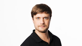 David Carlqvist. Sveriges Radios korrespondent Peking. Utrikeskorrespondent. foto: Mattias Ahlm/Sveriges Radio