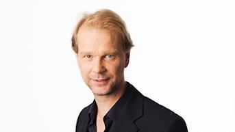 Kristian Åström. Sveriges Radios korrespondent ekonomi. Utrikeskorrespondent. foto: Mattias Ahlm/Sveriges Radio