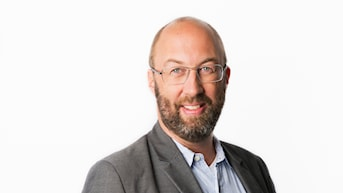 Jens Möller. Sveriges Radios korrespondent Norden. Sveriges Radio Ekot. Foto: Mattias Ahlm/Sveriges Radio