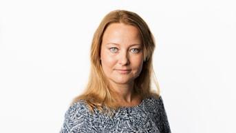 Anna Landelius. Sveriges Radios korrespondent Norden. Sveriges Radio Ekot. Foto: Mattias Ahlm/Sveriges Radio