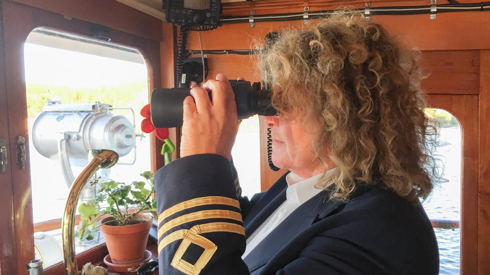 Ibland mulnar Kapten Sol - Del 2 i serien Svenska sjömän