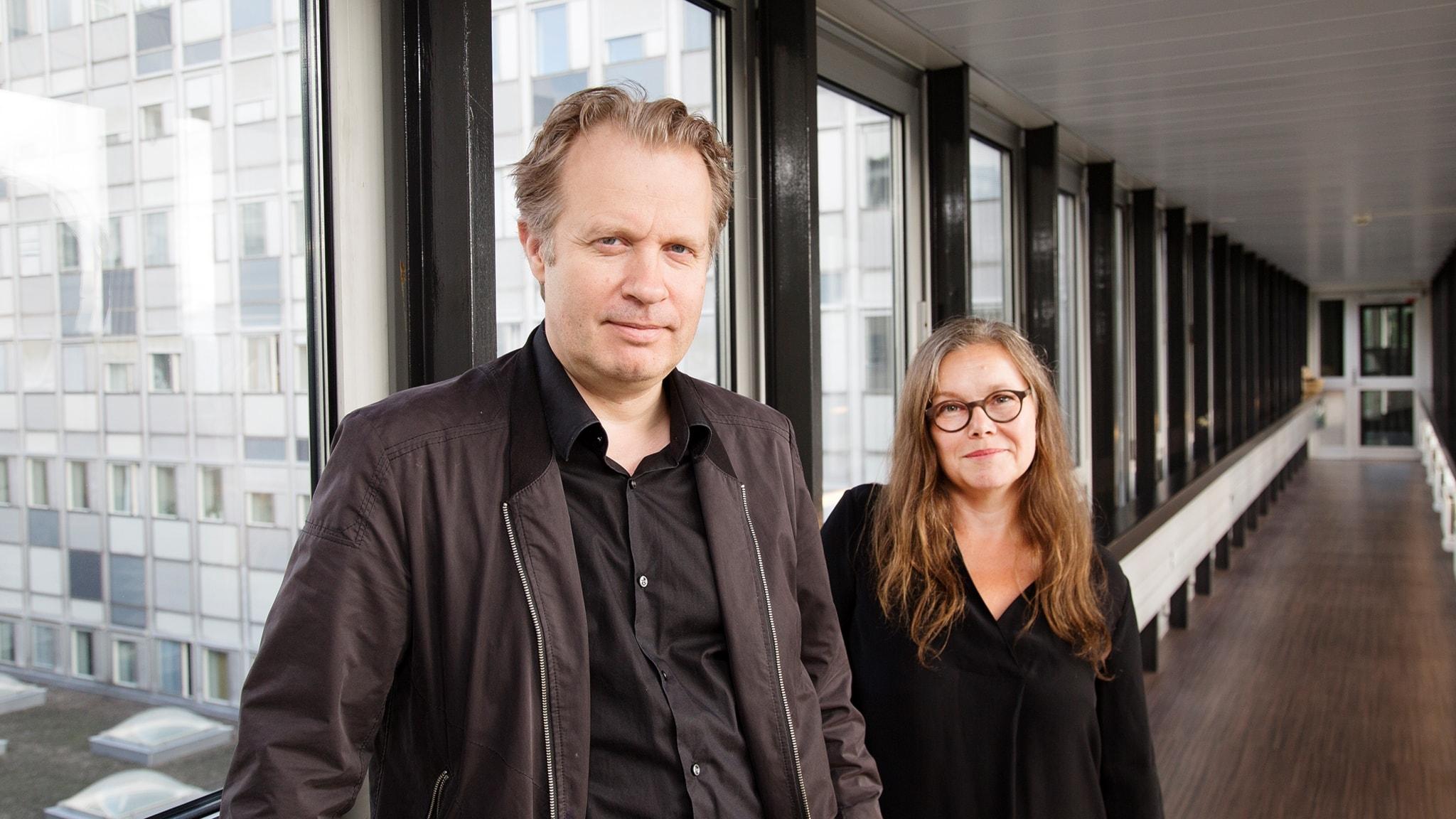 Möt Eirik Stubø, regissör och chef för Dramaten