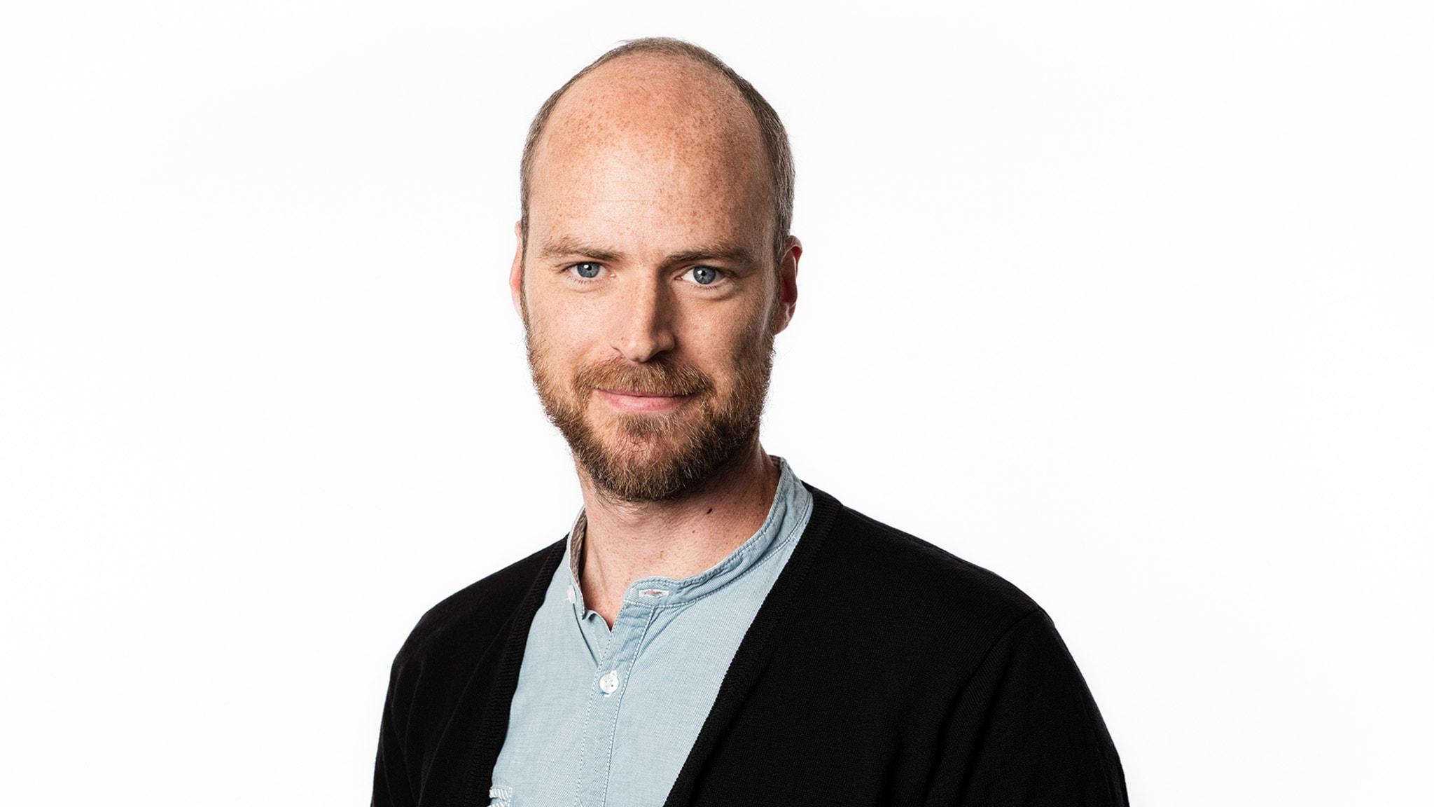 Danska nyord på engelska och tvärtom: Samuel Larsson i Skanderborg