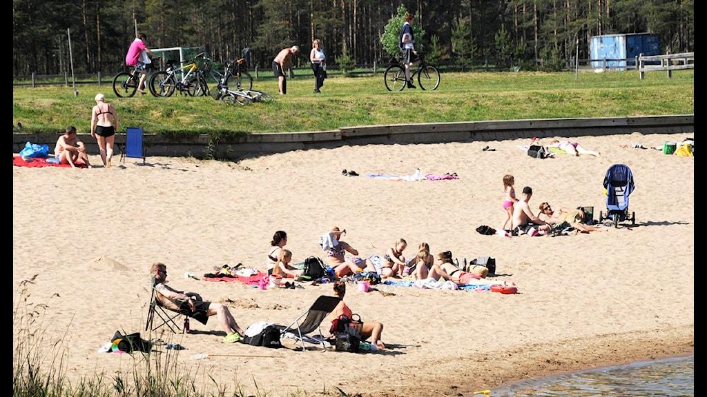 Snartär det sommar i hela landet P4 Väst Sveriges Radio