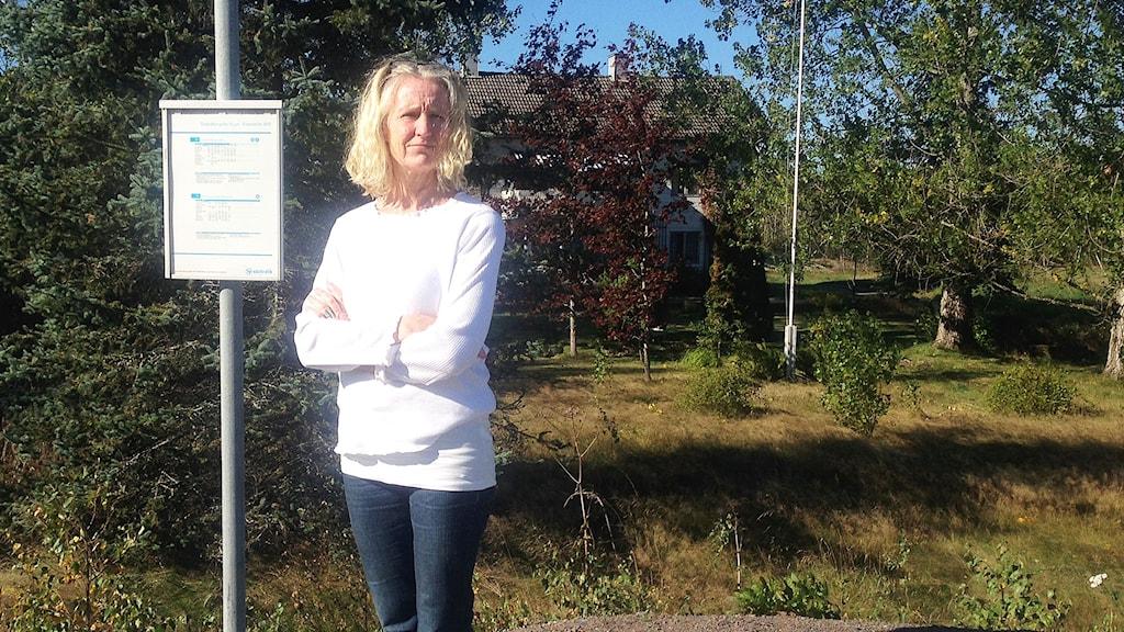 Isa Appelvik. Foto: Linda Bergh/Sveriges Radio.