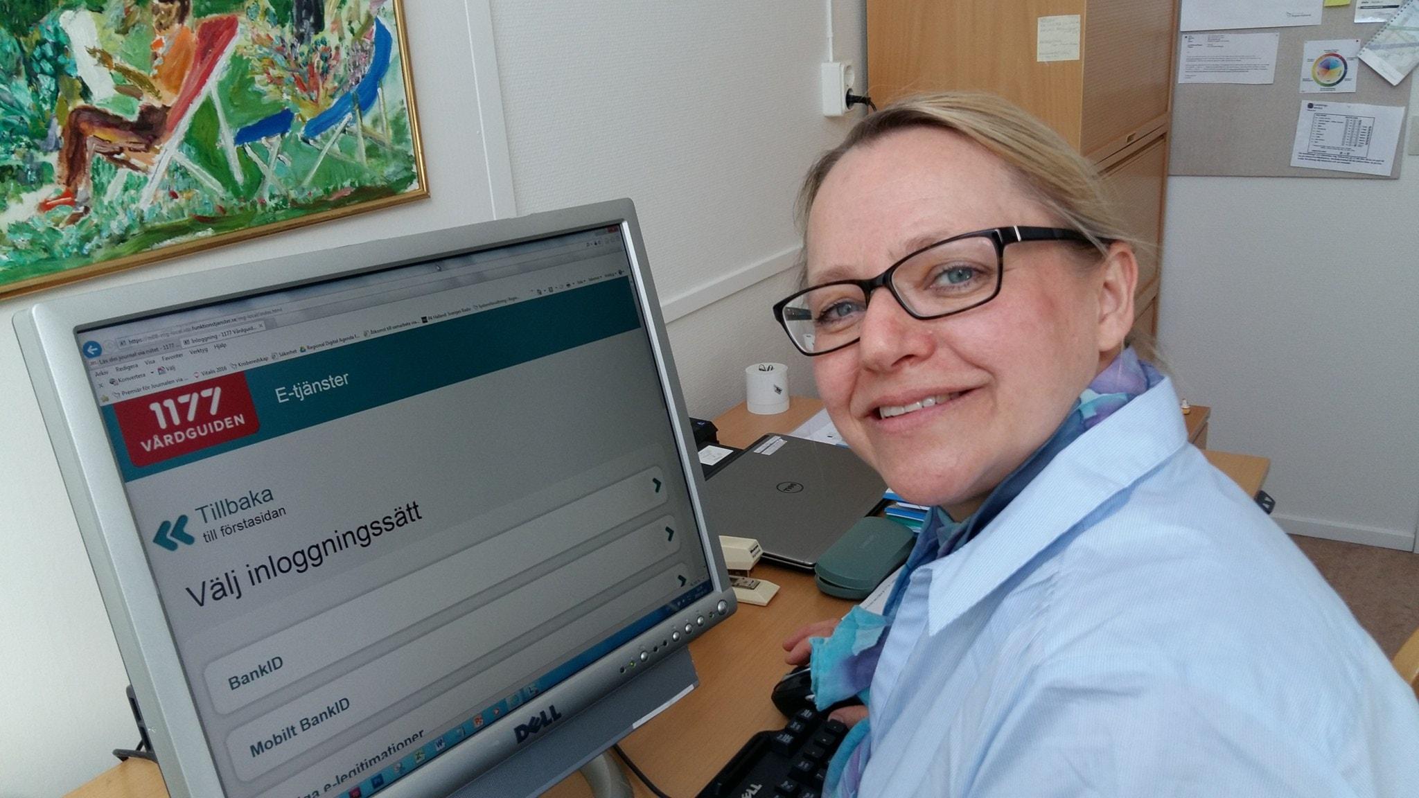 patientjournal på nätet