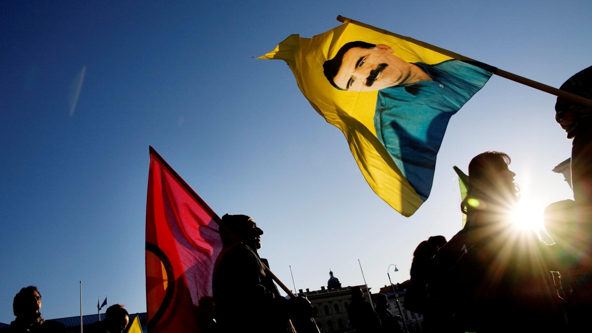 Öcalan, kurderna och kriget