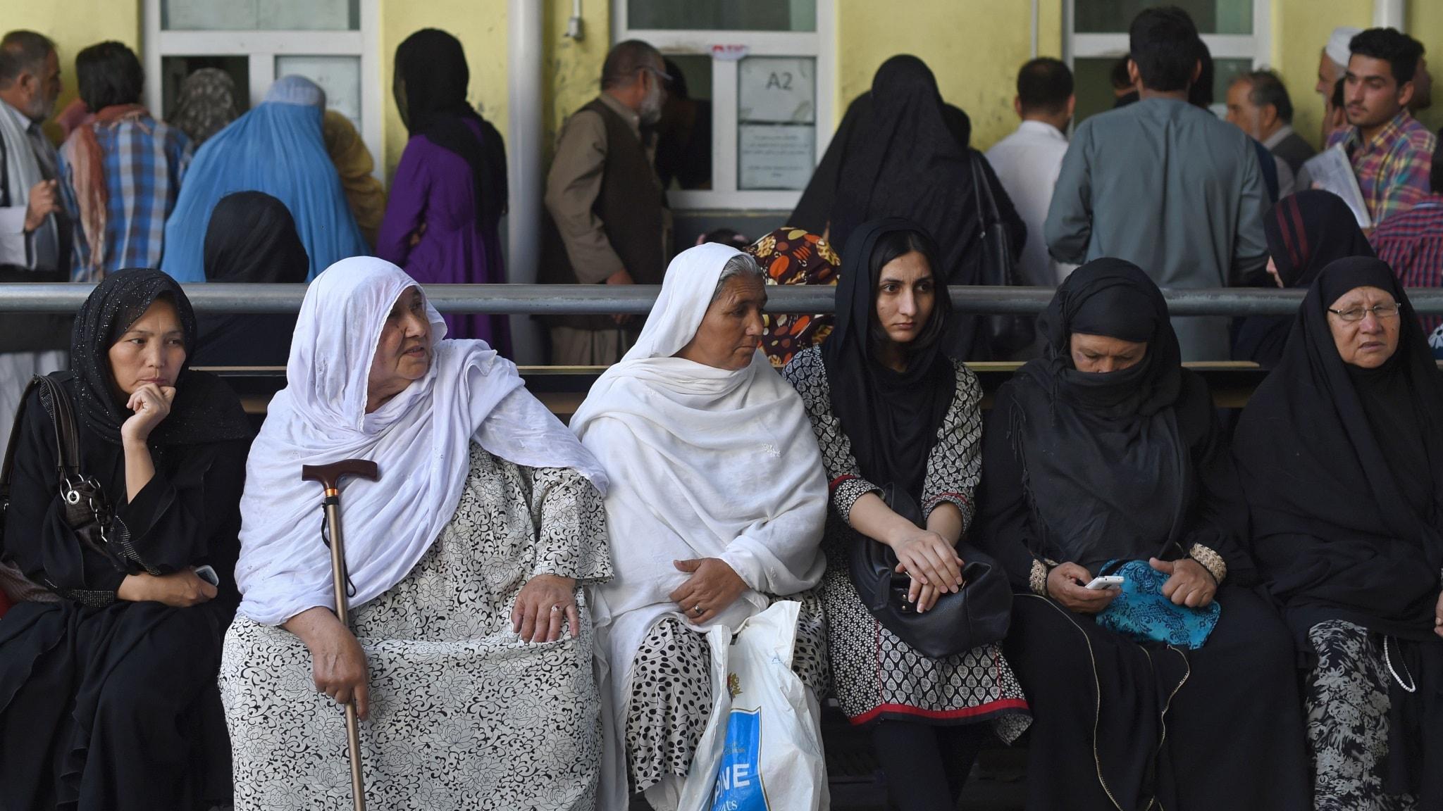 Afghanistan i skuggan