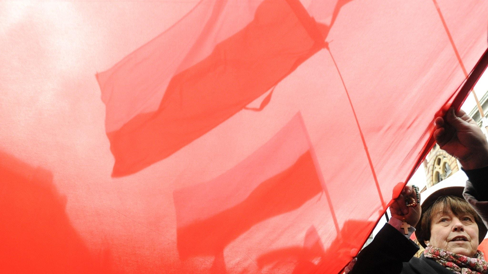 Kaczy?ski och den polska demokratin