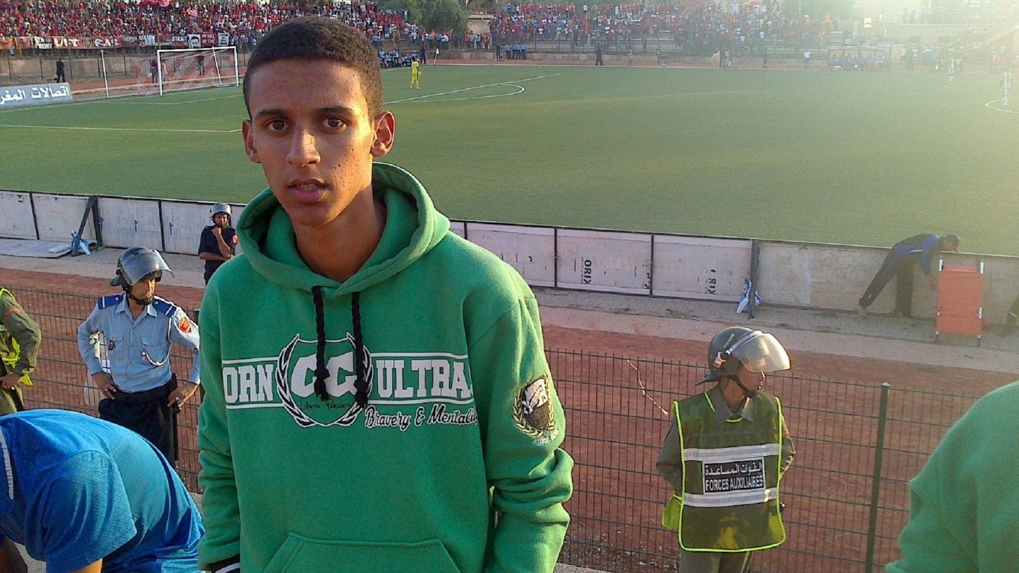 De marockanska gatubarnens historia