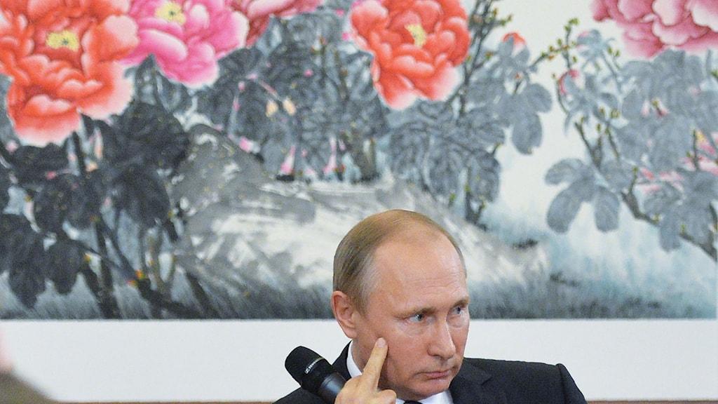 Ryssland och rädslan