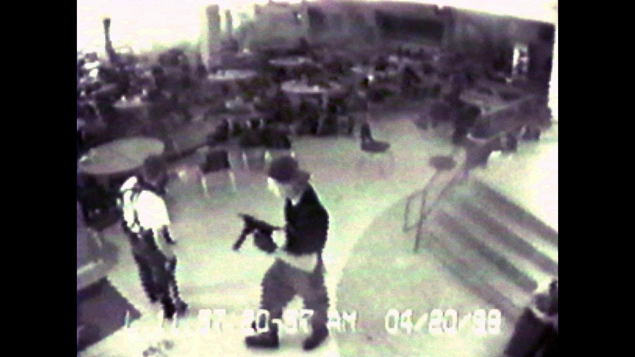 Ensam, kränkt och beväpnad - om risken för skolskjutningar