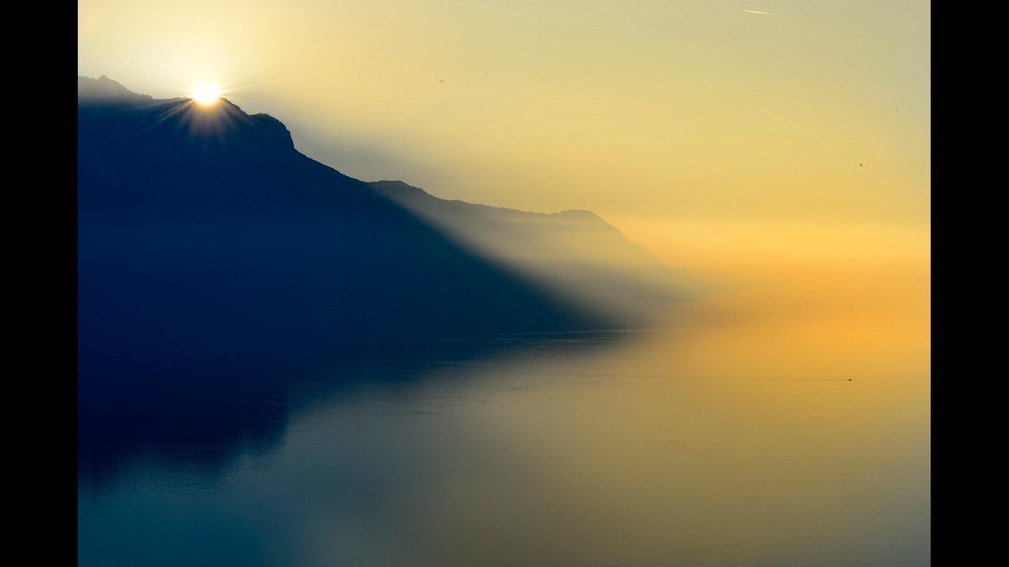 Bergen som tar dig närmare Gud