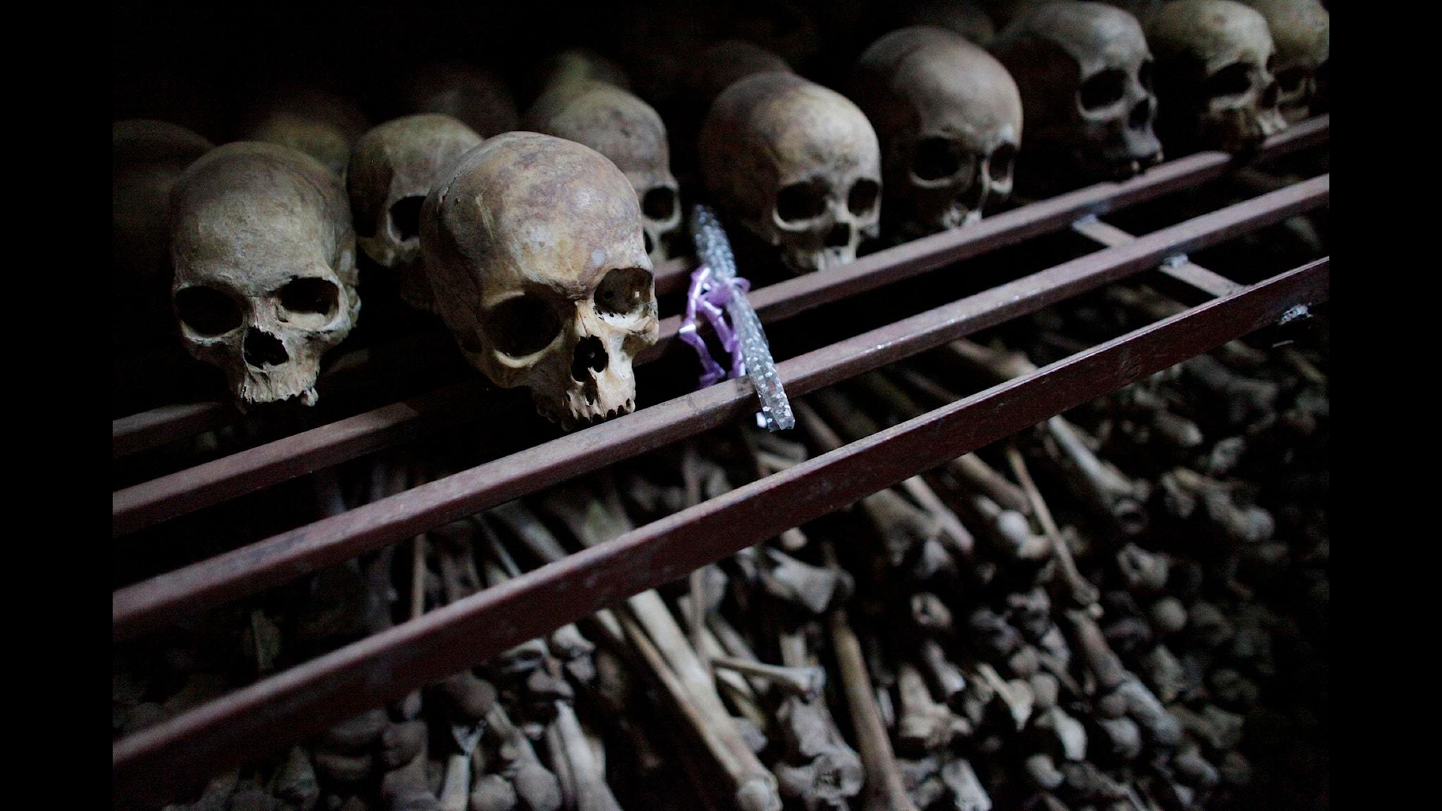 Därför förnekas alltid folkmord