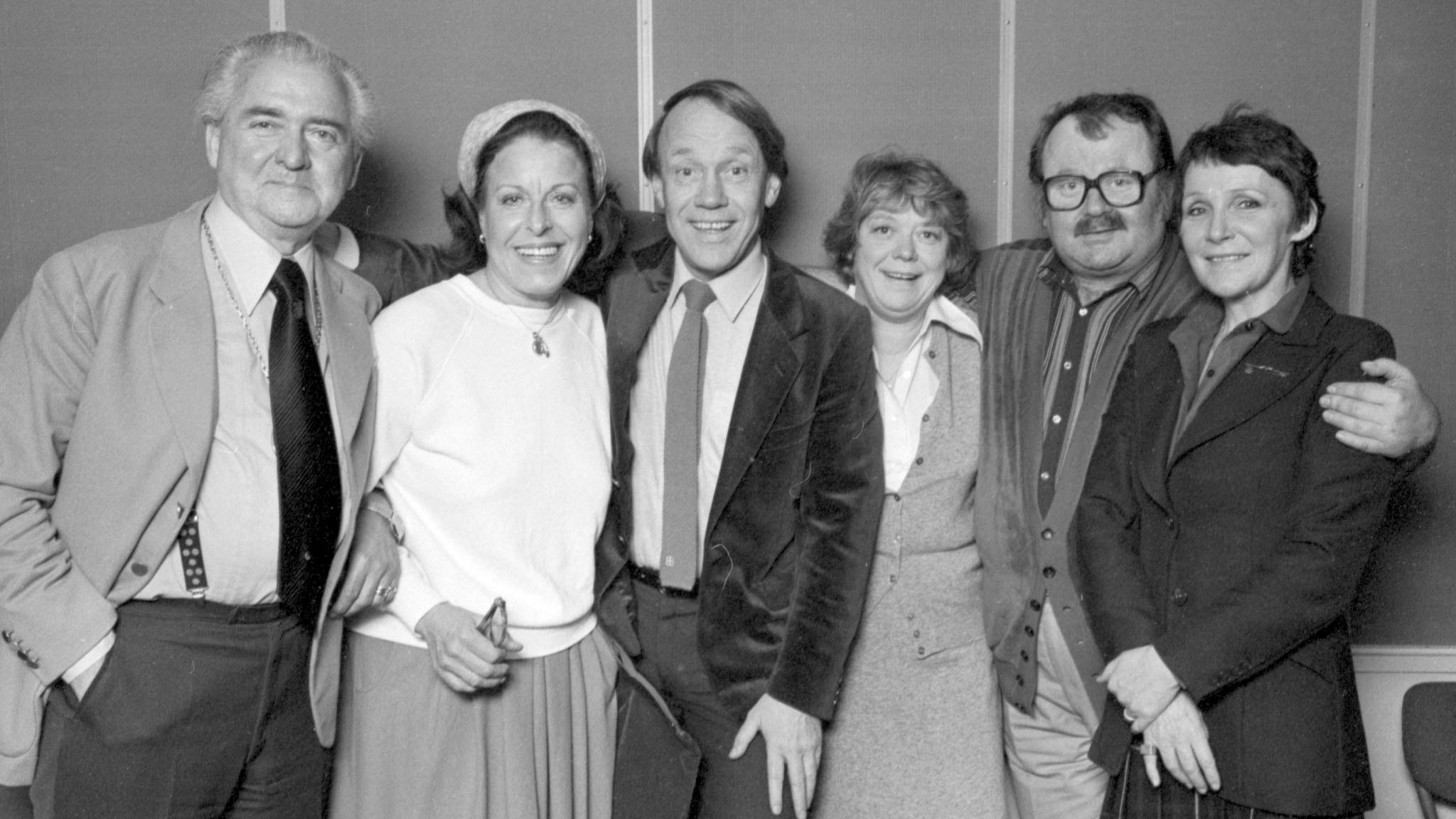 På minuten ur arkivet - Sveriges Radio 90 år