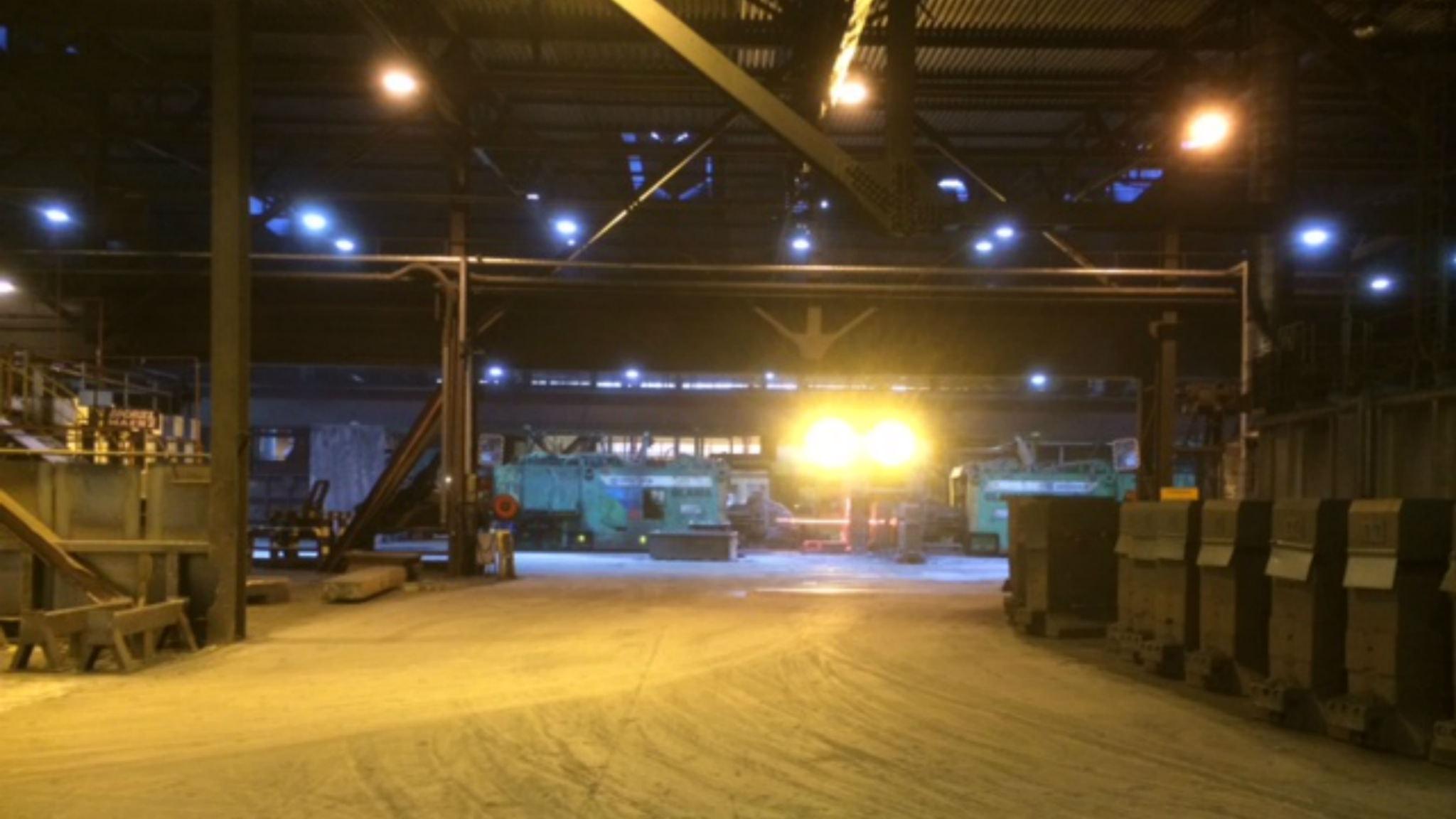 Svenskt stål viker sig? Kaliber om stålindustrin
