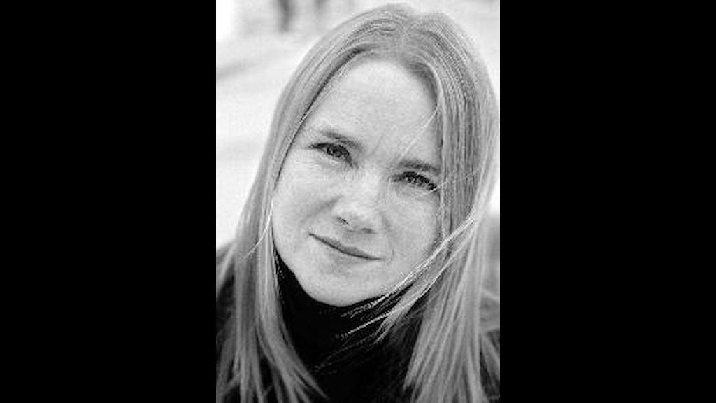 Anna Jaktén. foto: Maria Olsson