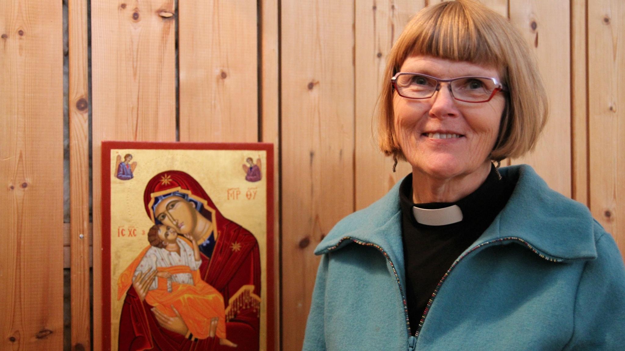 Överlämna dagen till Gud – Lisa Tegby