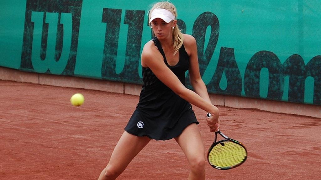 Tennisspelaren Cornelia Lister