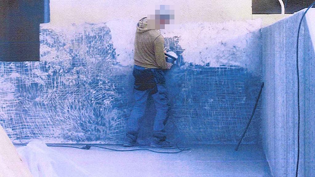 Foto på 48-åringen ur förundersökningen