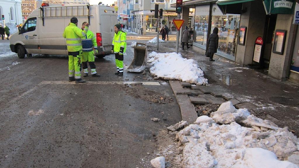stor eskort daska i Linköping