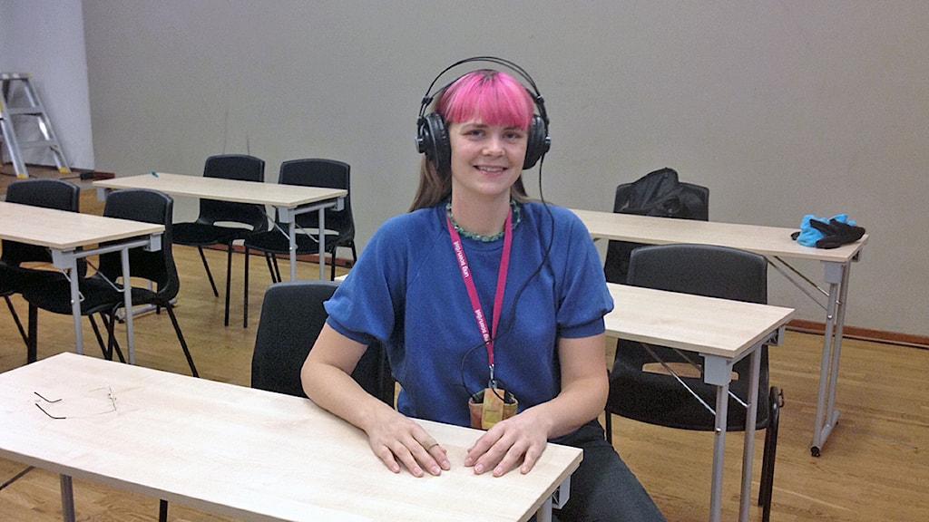 Foto: Lana Brunell/Sveriges Radio.
